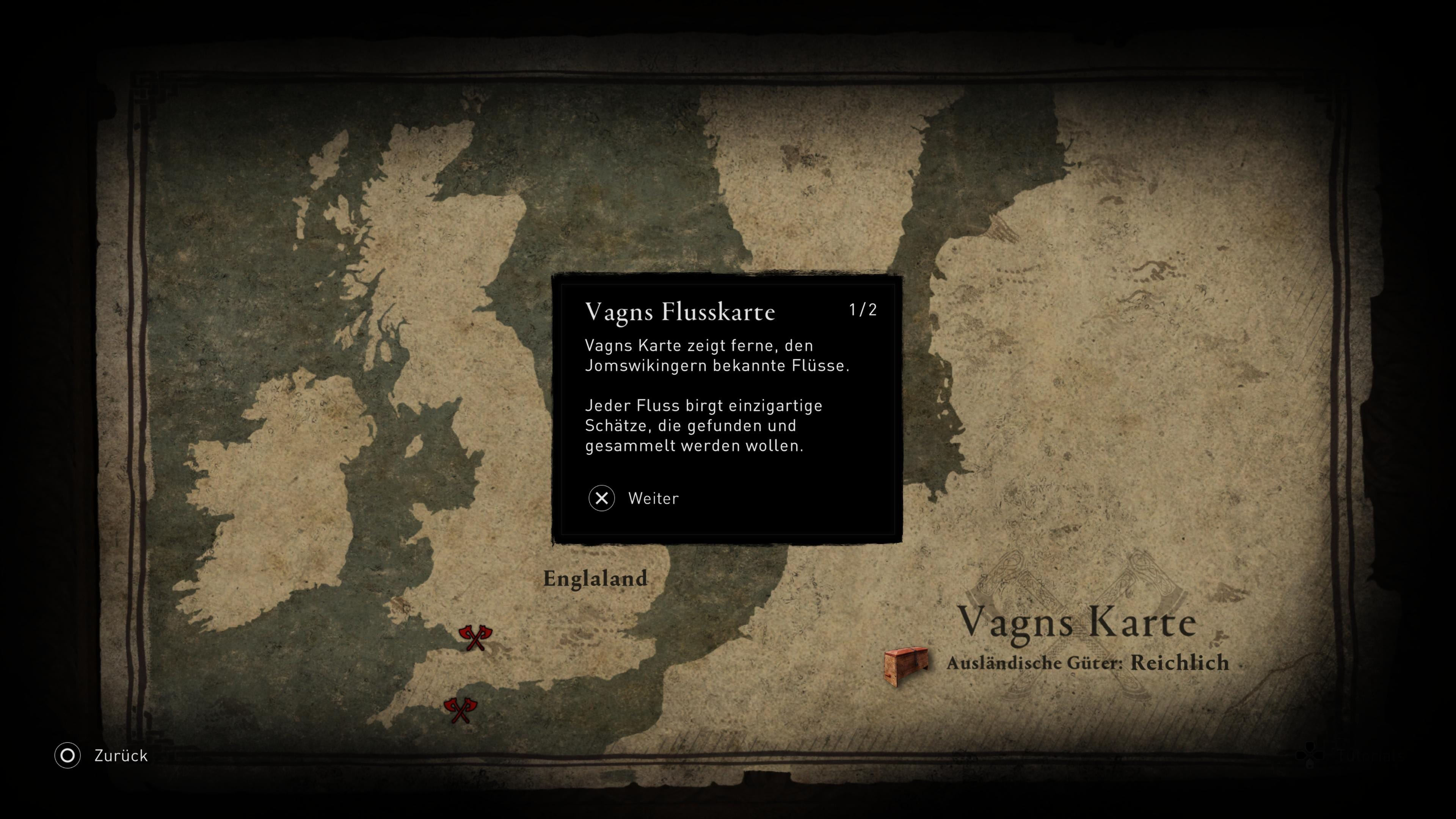 Assassin's Creed Valhalla Flussraubzug