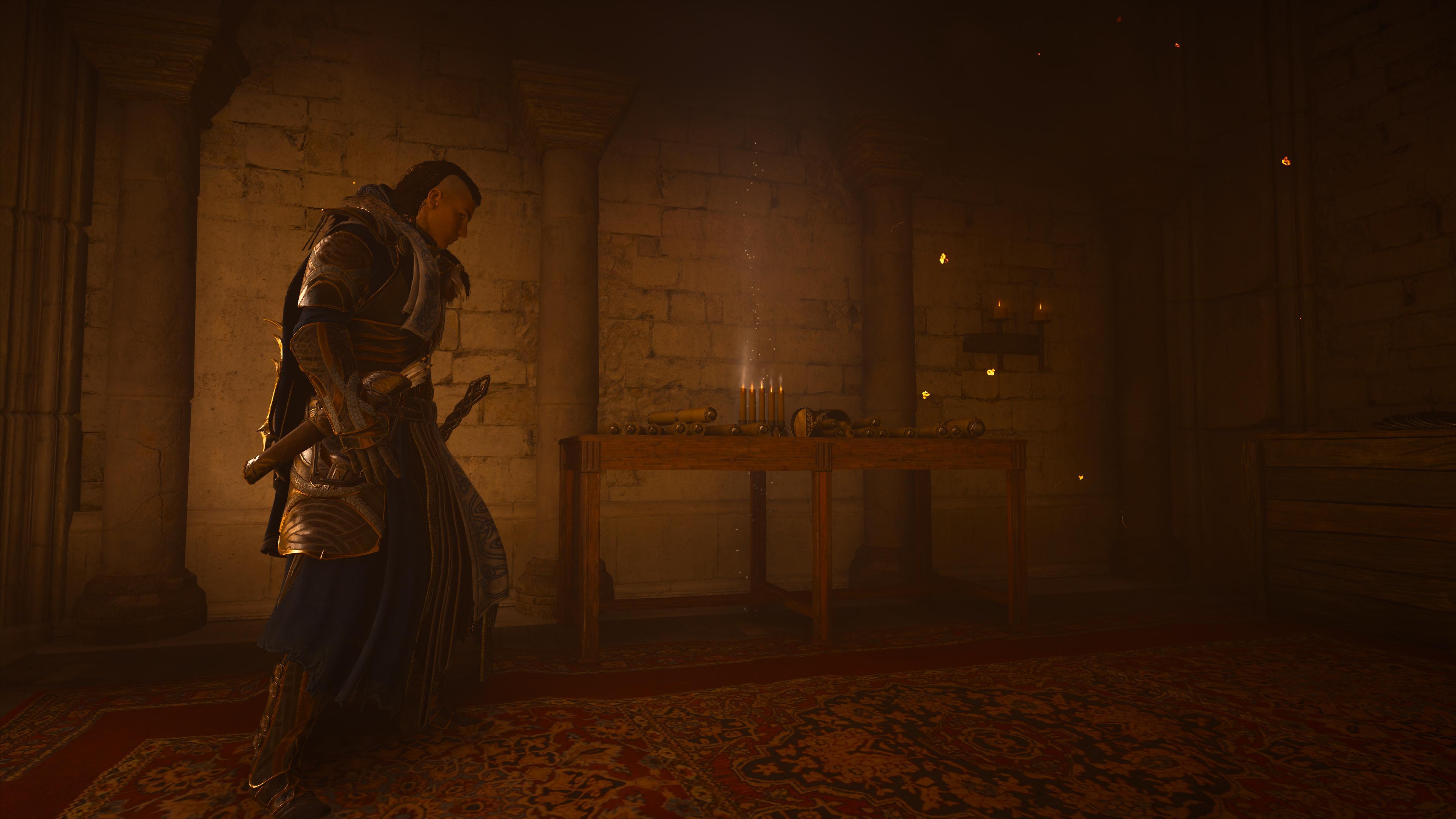 Assassin's Creed Valhalla Hinweis Kloster
