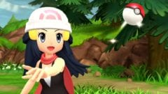 Pokémon Strahlender Diamant Leuchtender Diamant Perl Nintendo Switch Remake