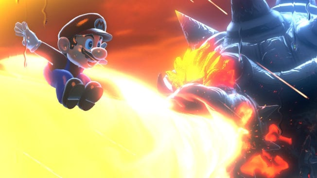 Super Mario 3D World Bowsers Fury Guide Endgame Post-Game Wut-Bowser Nintendo
