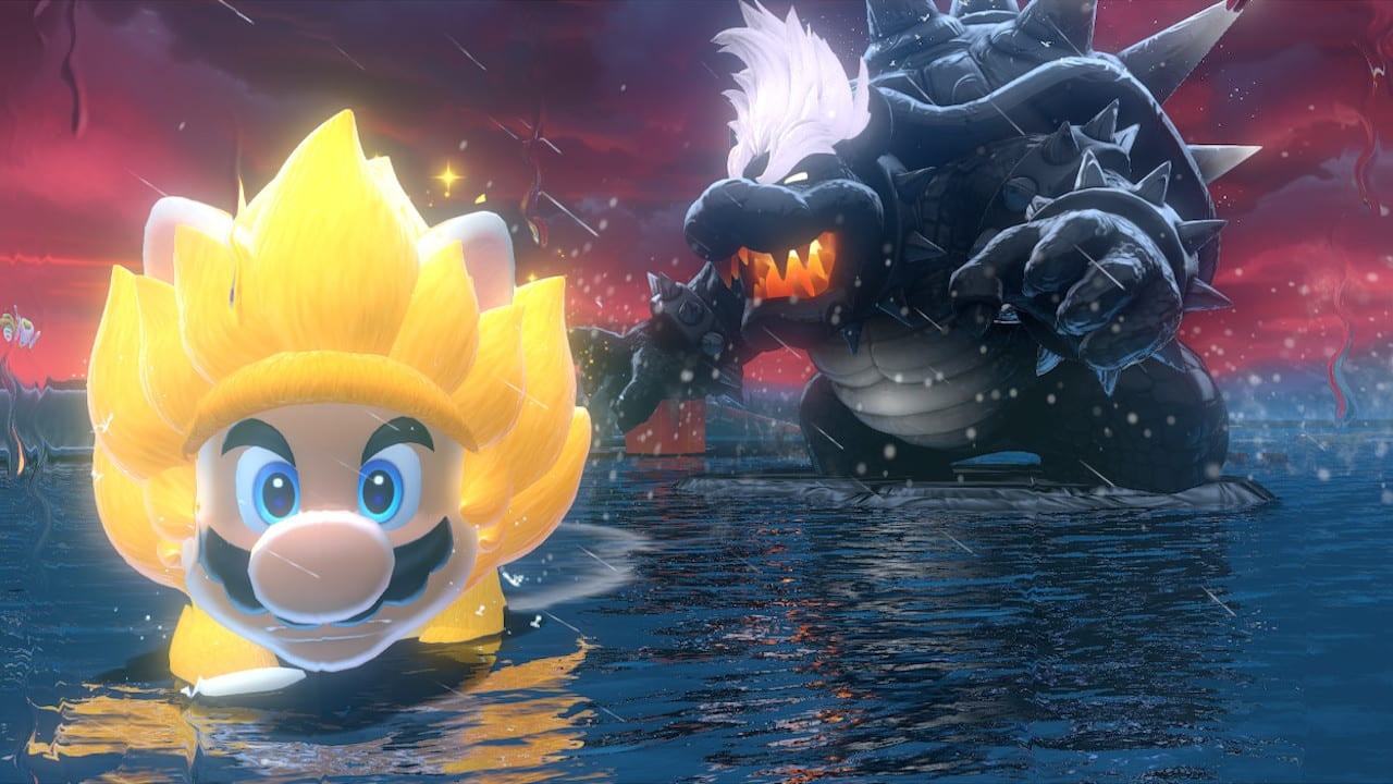 Super Mario 3D World Bowser's Fury Wut-Bowser