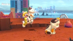 Super Mario 3D World Bowsers Fury Katzen Cats