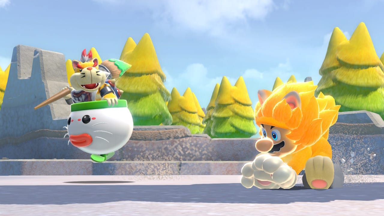 Super Mario 3D World Bowsers Fury Guide Endgame Post Game