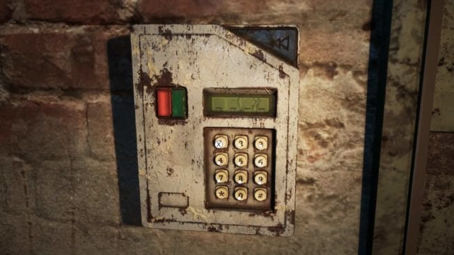 The Medium - Wie lauter der Tür-Code?
