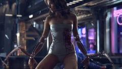 Cyberpunk 2077 - Mantisklingen