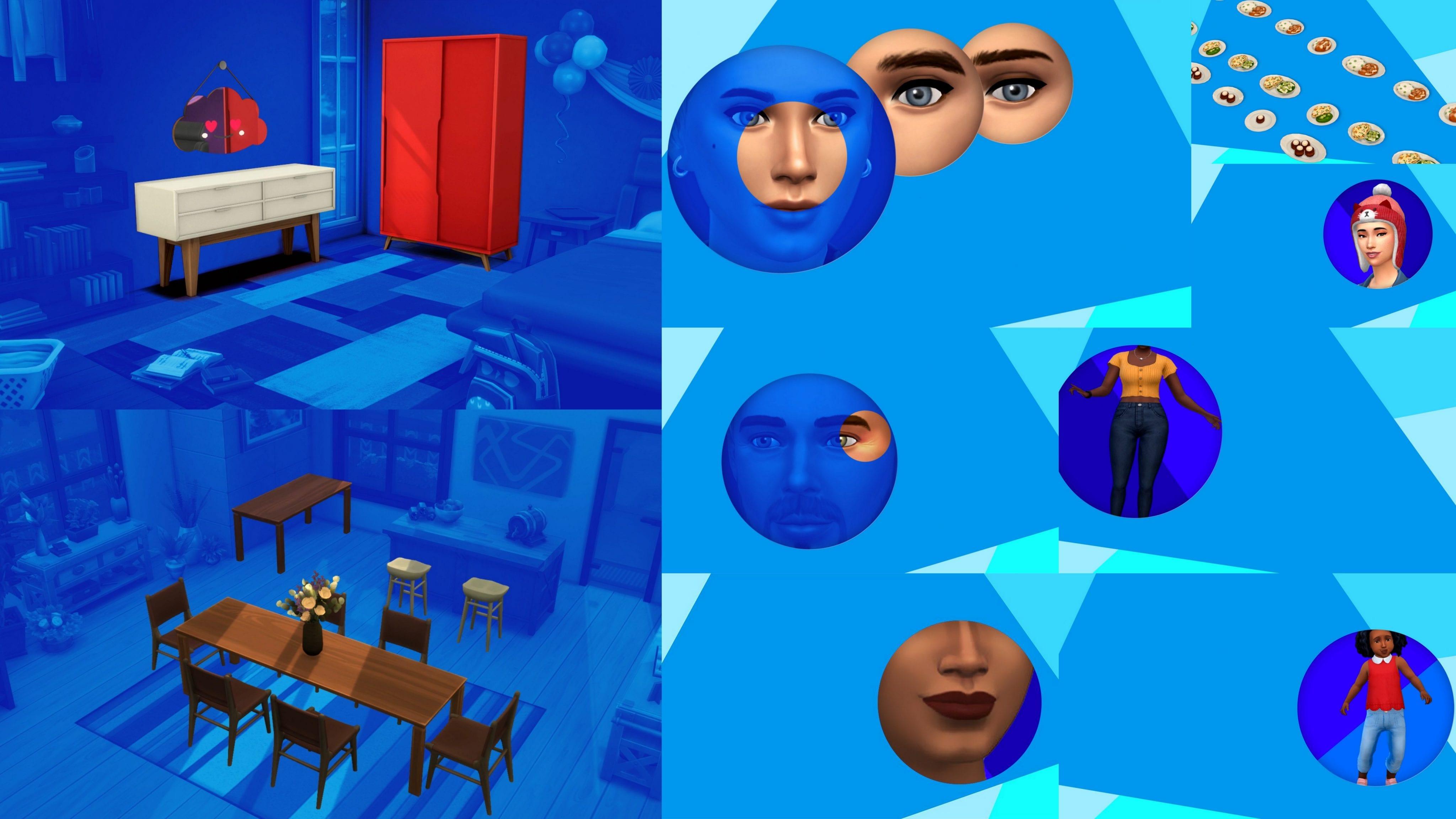 Sims 4 kostenlose Objekte Download