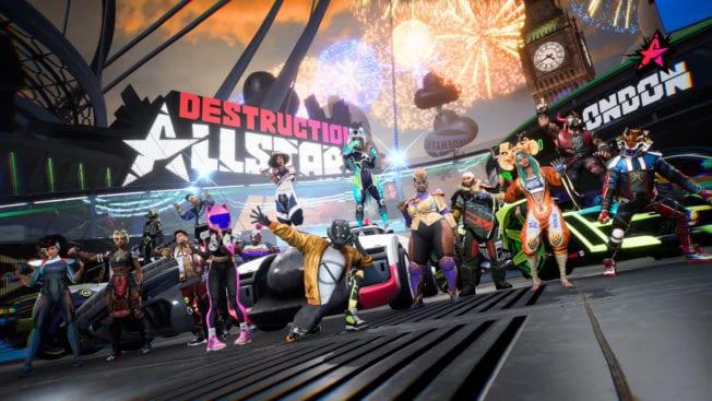 Destruction AllStars PS5 Fahrer Helden