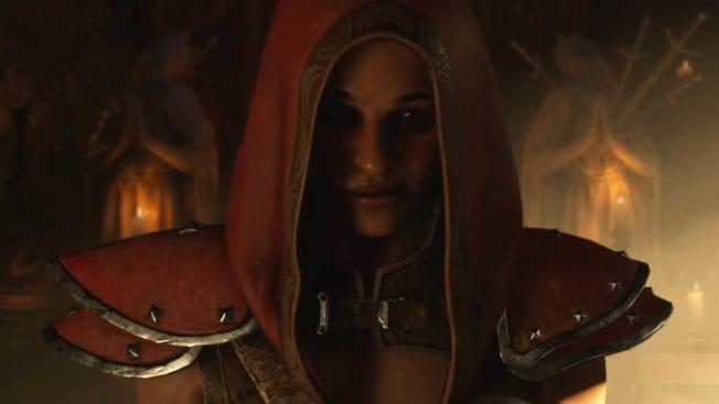 Diablo 4 - Klassen - Rogue Jägerin