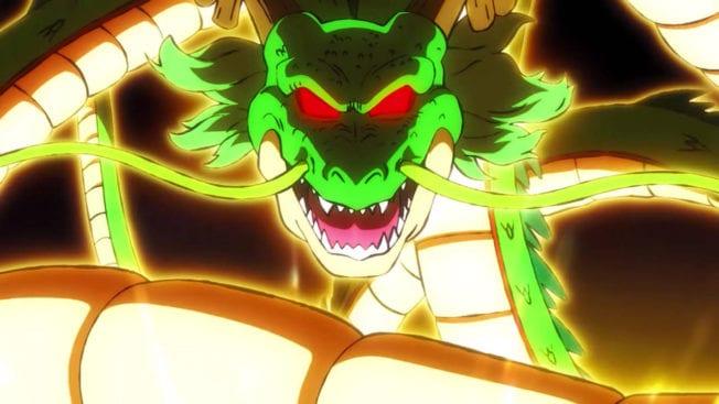Dragon Ball Super Manga Dragon Balls Drache