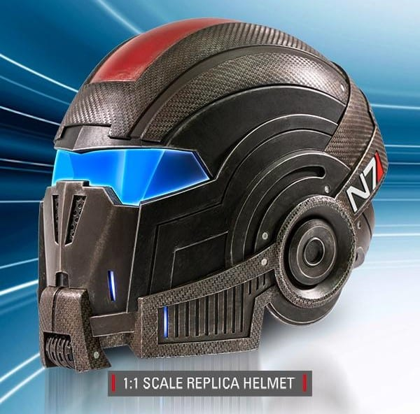 Mass Effect Breather Helm n7