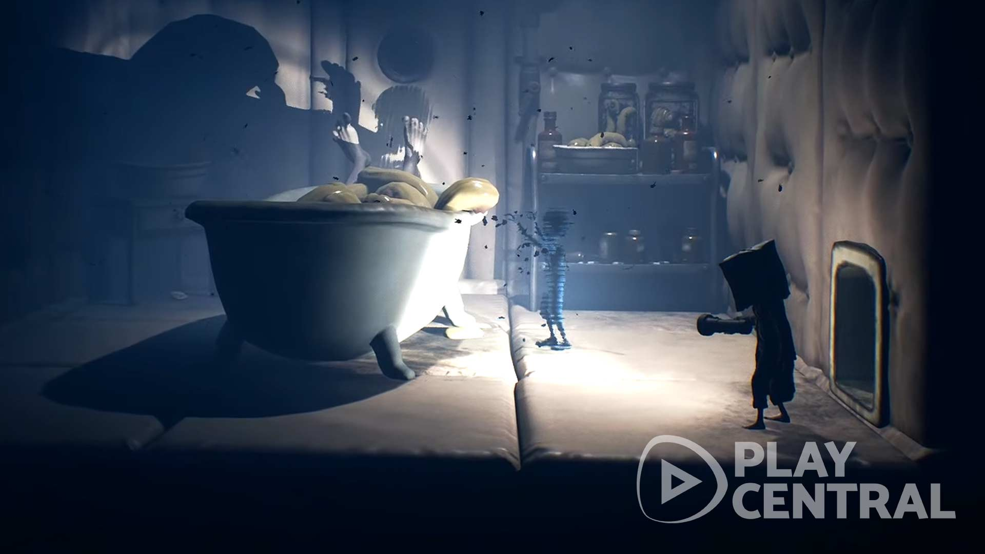 Little Nightmares 2: Fragmentierte Überreste / Glitching Remains 14