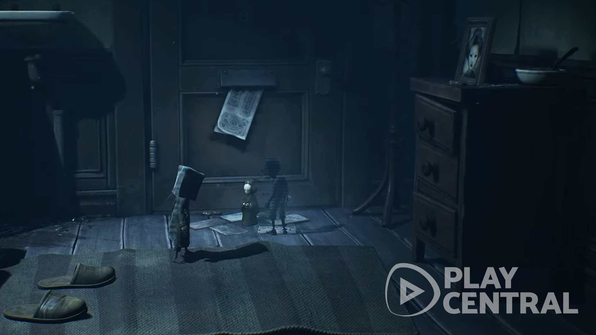 Little Nightmares 2: Fragmentierte Überreste / Glitching Remains 18