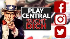 Social Media Redakteur Stellenanzeige PlayCentral