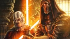 KOTOR - Darth Malak und Darth Revan - Bilder