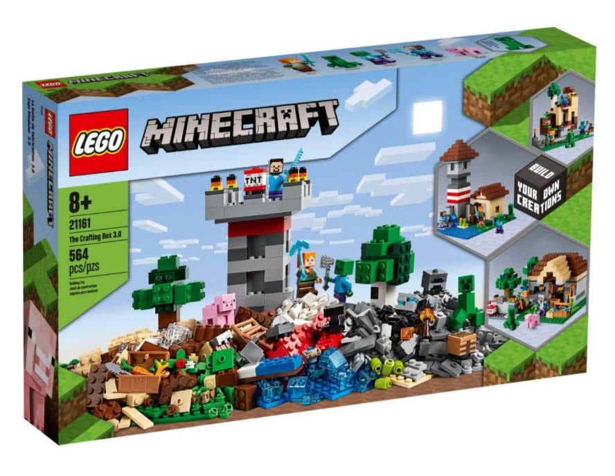 LEGO-Minecraft sparen (Rabatt)