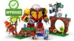LEGO Sonic Maniac Bauset