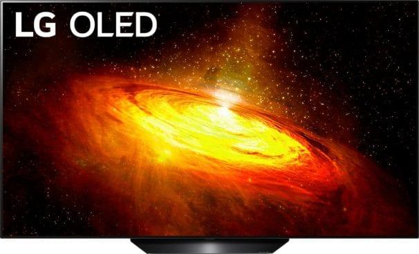 LG OLED BX 4K TV
