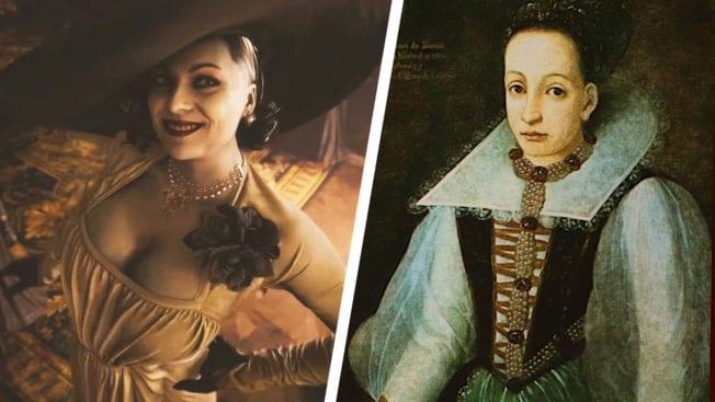 Lady Dimitrescu Inspiration Blutgräfin