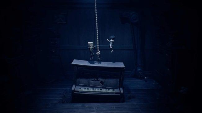 Little Nightmares 2 - Klavier