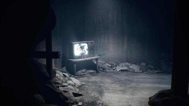 Little Nightmares 2 - Fernseher