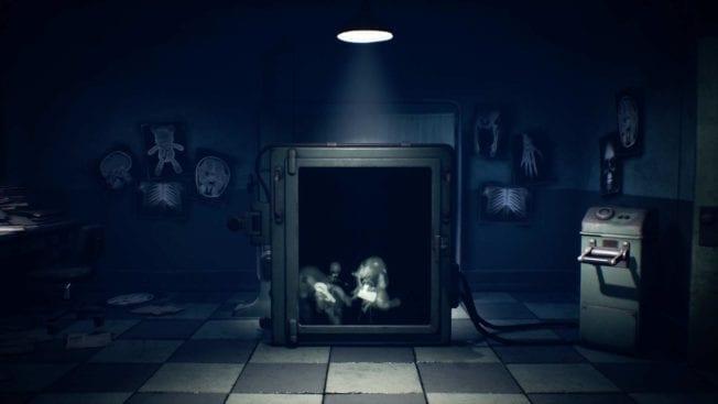 Little Nightmares 2 - Röntgengerät