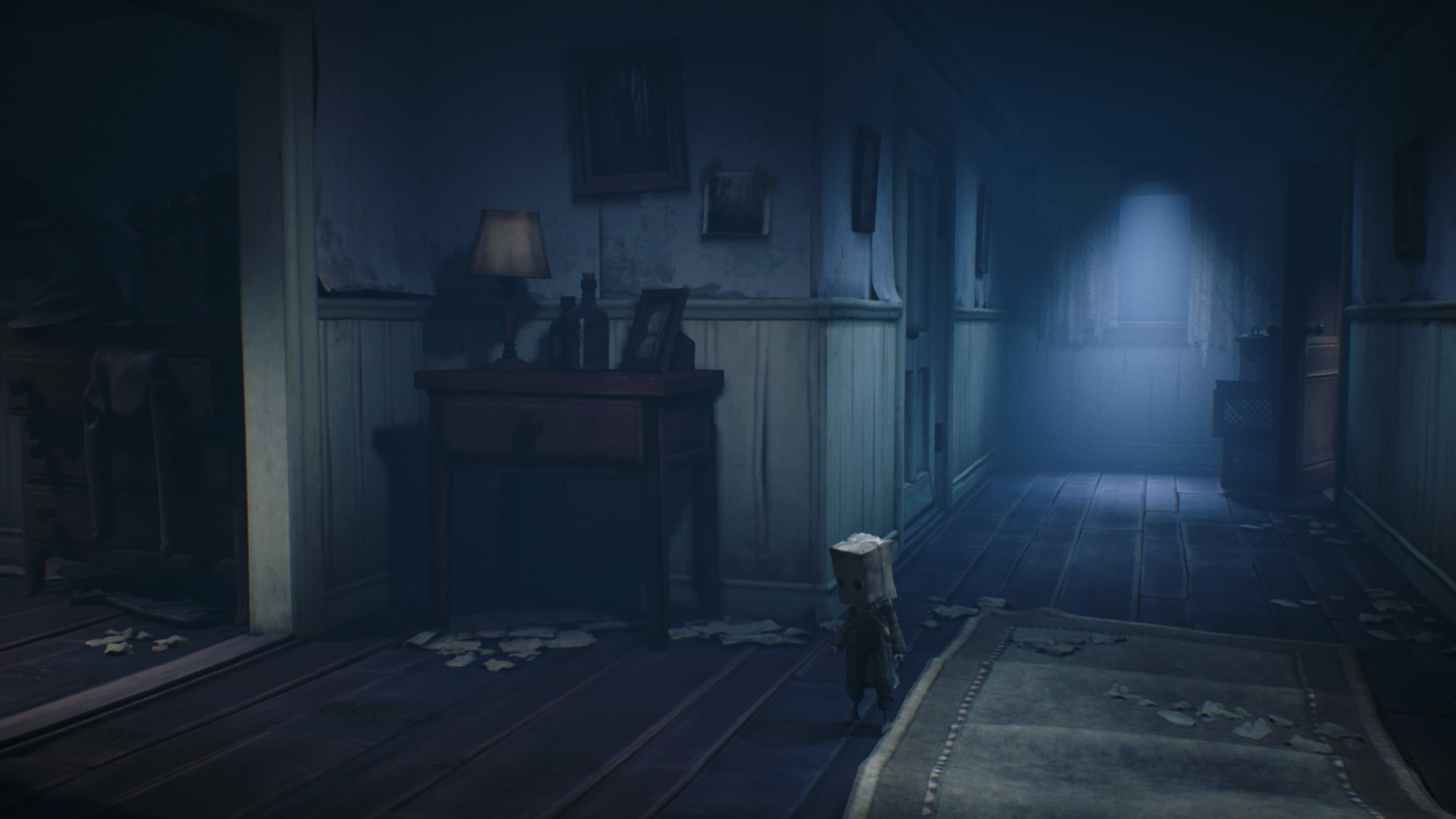 Little Nightmares 2 erster Hut