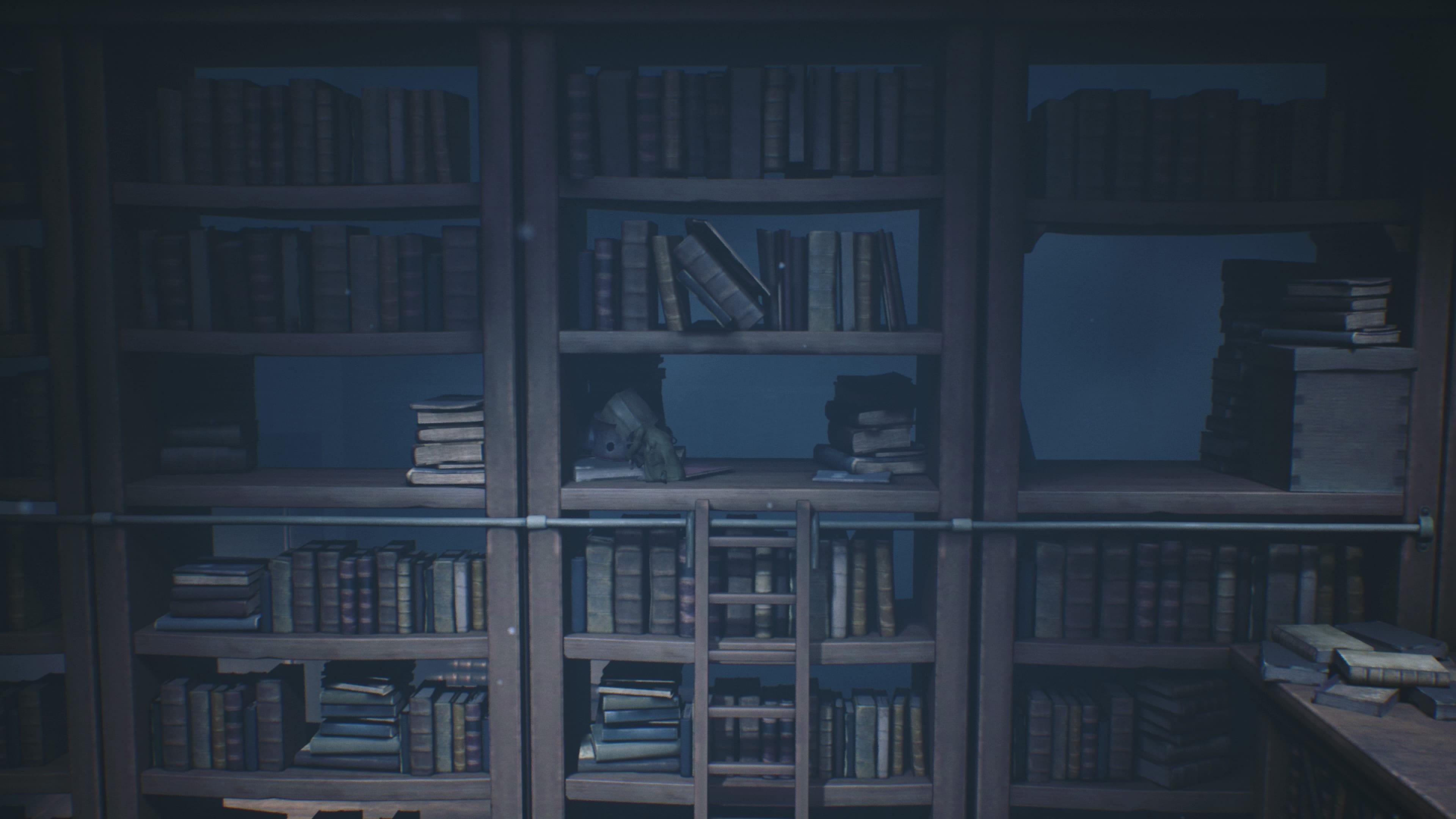 Little Nightmares 2 Bücherregal