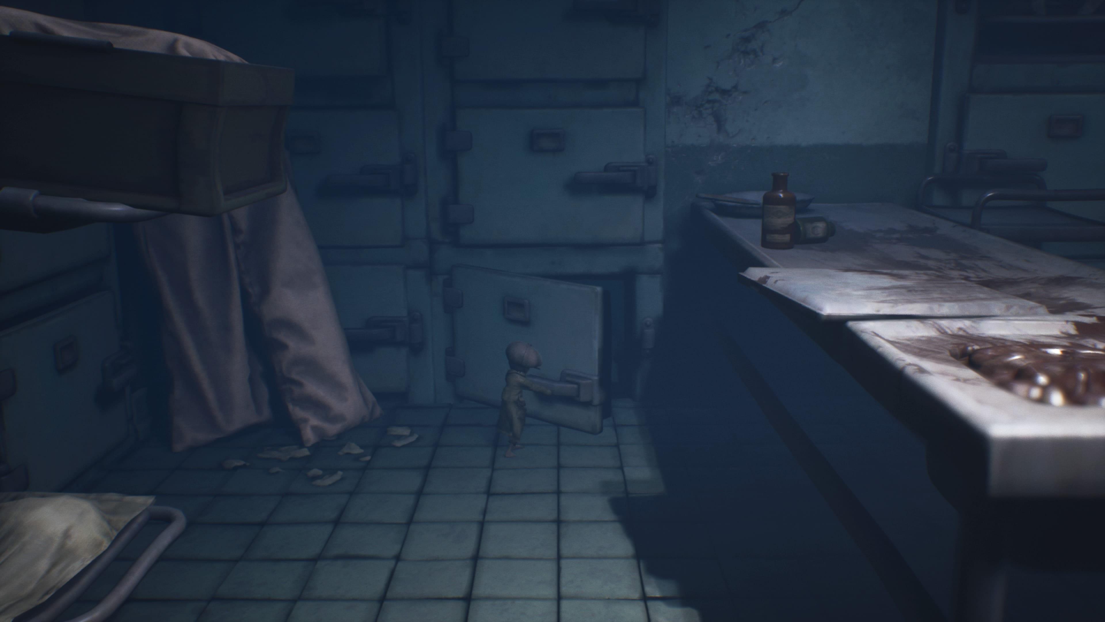 Little Nightmares 2 Krankenhaus Hut
