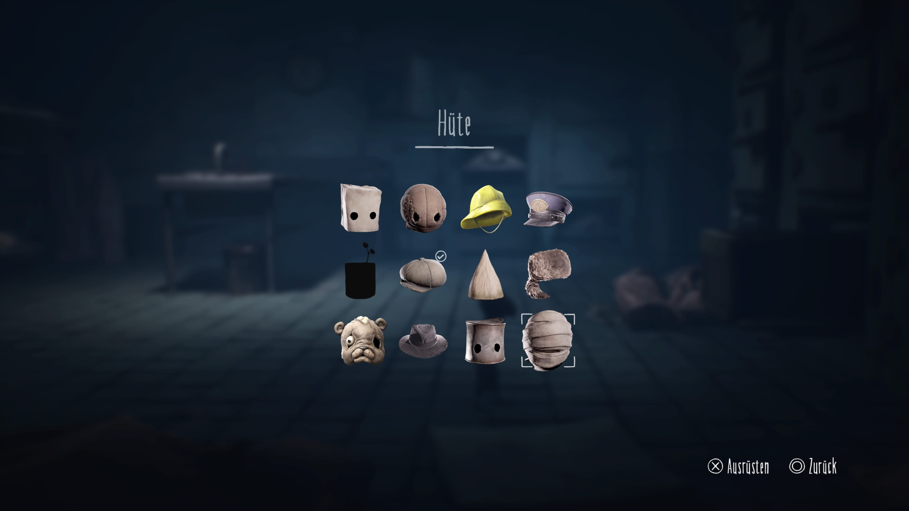 Little Nightmares 2 Hut tut gut Trophäe