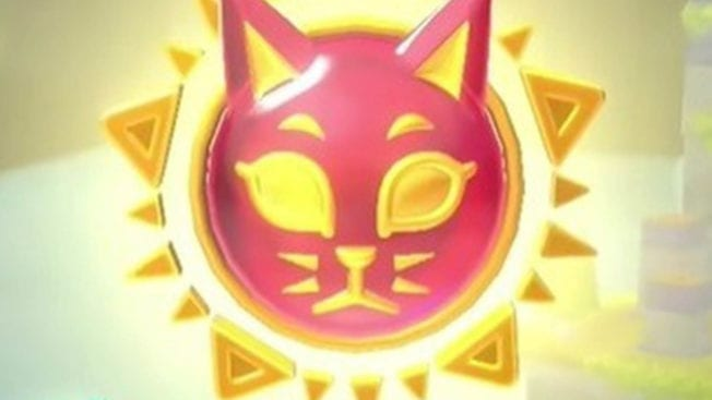 Mario 3D World Bowsers Fury Katzen Insignien Cat Shines
