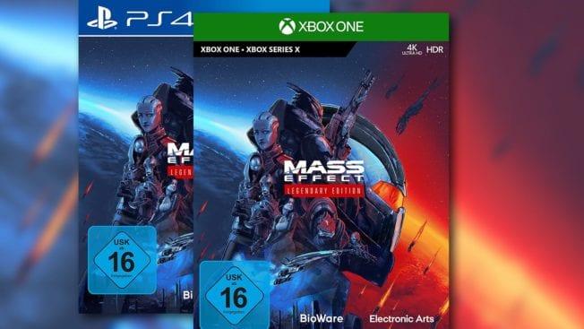Mass Effect Legendary Edition - vorbestellen - PS5 und Xbox Series X S
