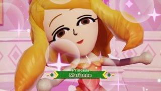 Miitopia Nintendo Switch - die Prinzessin Marianne