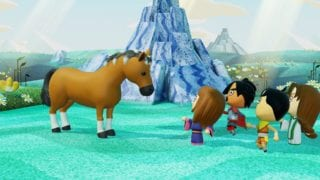 Miitopia Pferd - Nintendo Switch
