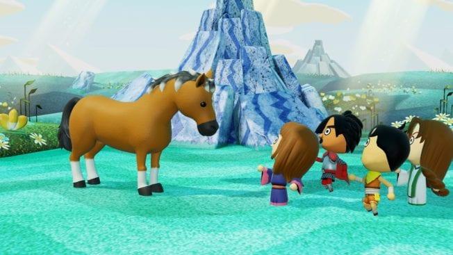 Miitopia Pferd - Nintendo Switch