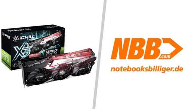 RTX 3060 bei Notebooksbilliger kaufen