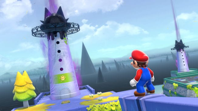 Mario 3D World Bowsers Fury Katzen Insignien Cat Shines Insignien Guide