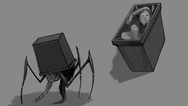 Horrorspiel von Bokeh Game Studio (Bilder, Artworks)