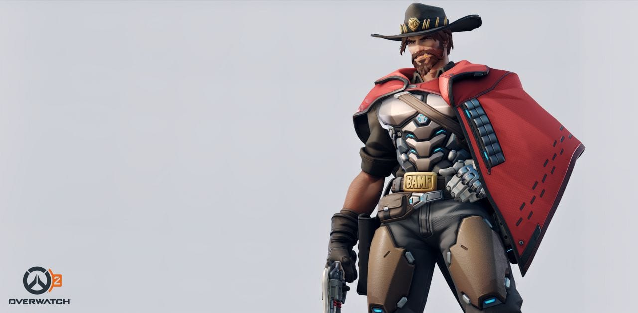 Overwatch 2 - McCree im neuen Look