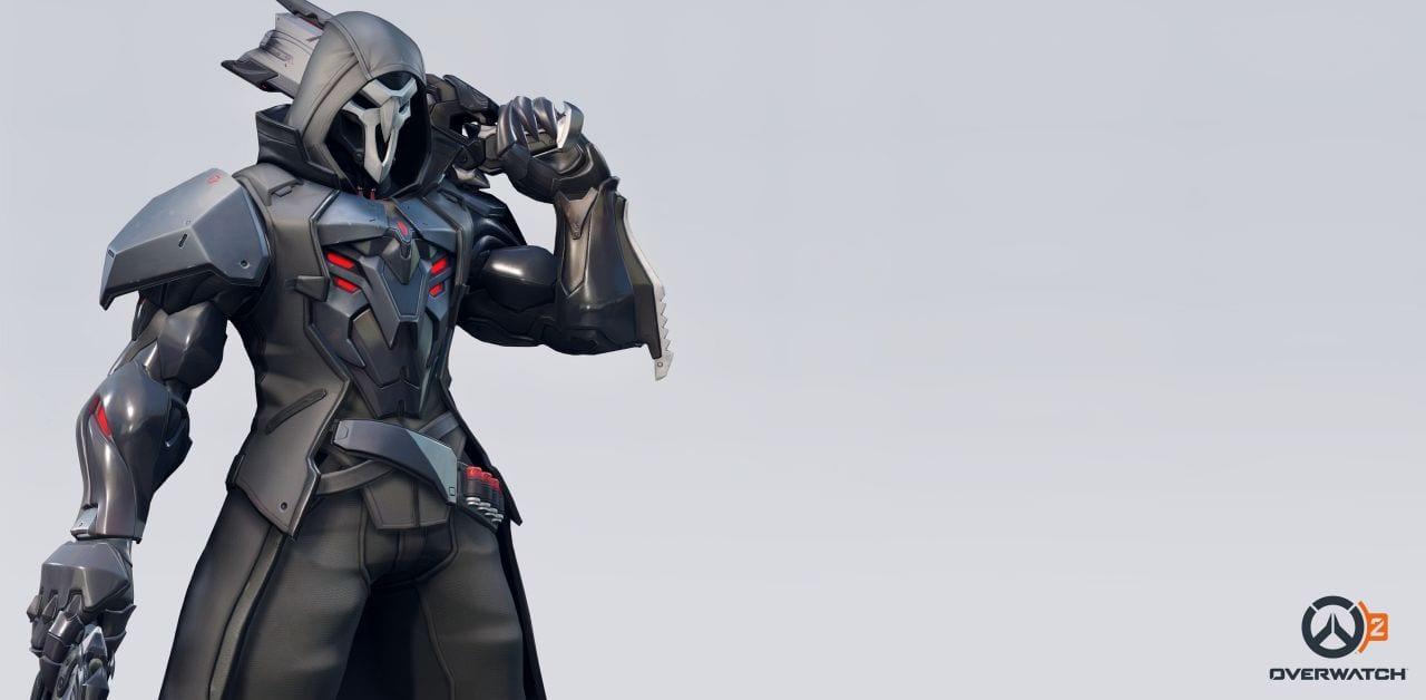 Overwatch 2 - Reaper neuer Stil (Bilder, Wallpaper)