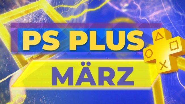 PS Plus im März 2021
