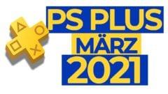 PS Plus März 2021