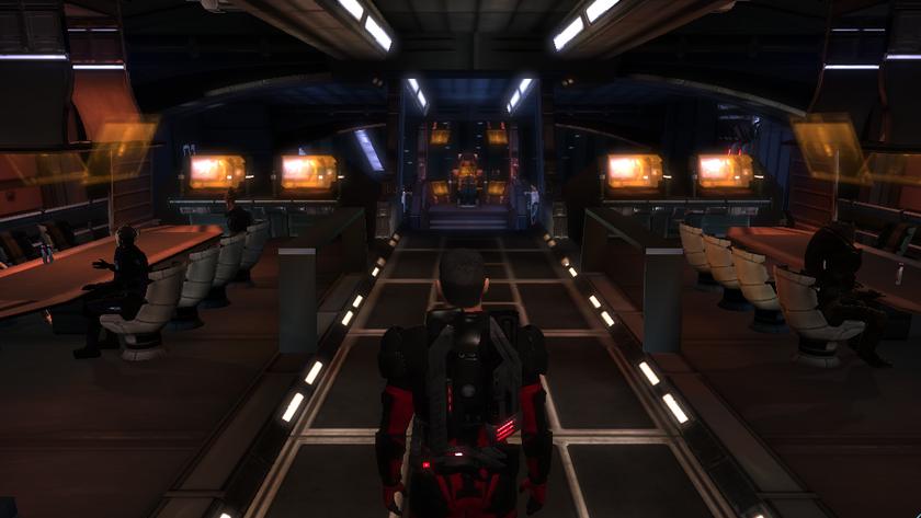 Mass Effect Pinnacle Station DLC remaster