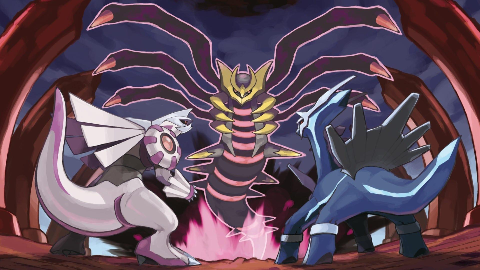 Pokémon Strahlender Diamant Leuchtende Perle Platin