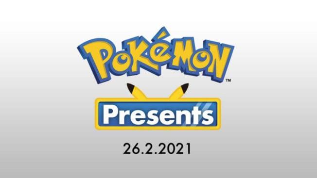 Pokémon Presents Direct