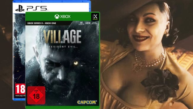 Resident Evil 8 Village vorbestellen