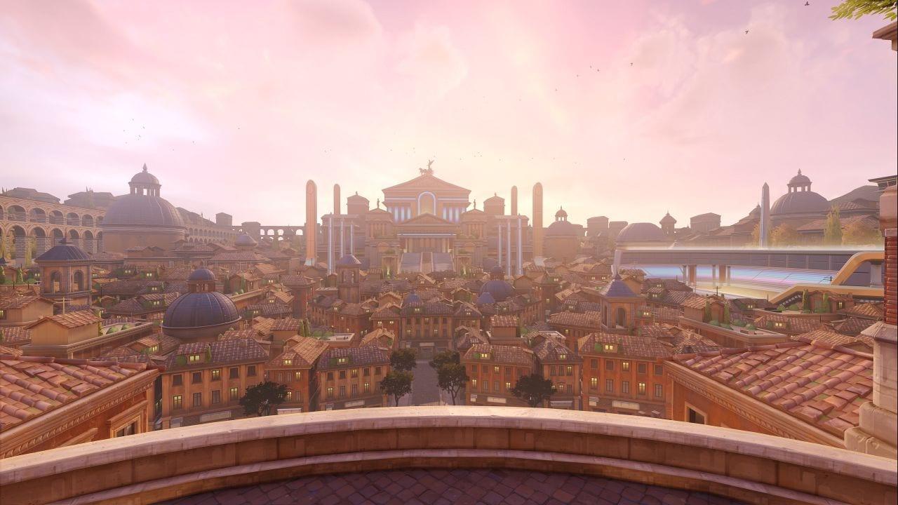 Rom - Overwatch 2 - Map (Bilder, Wallpaper, Screenshots)