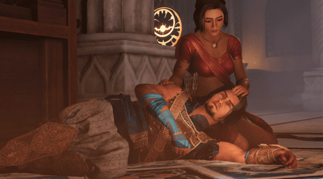 Prince of Persia Sands of Time Remake Release