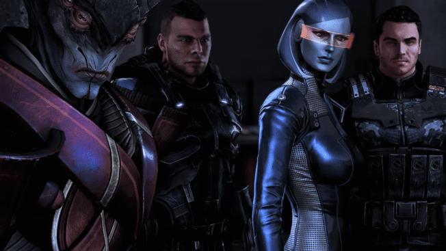Mass Effect Legendary Edition Release Trailer