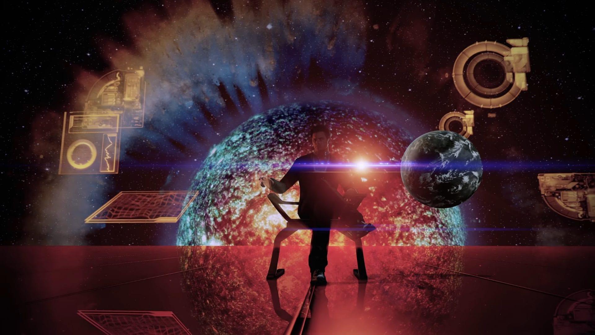 Mass Effect Legendary Edition Grafik Upgrade