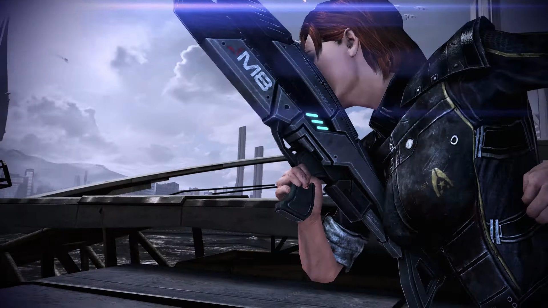 Mass Effect Legendary Edition neu